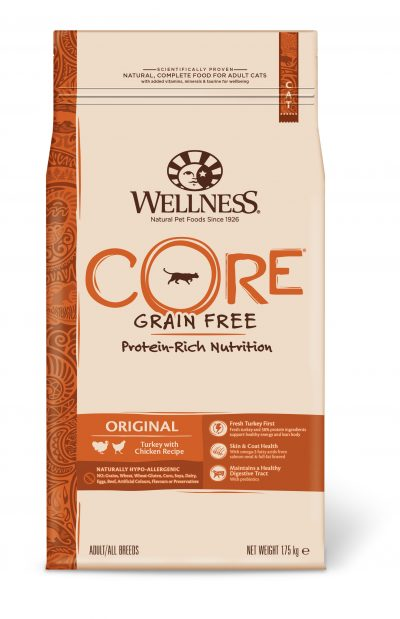 CORE Dry Formula – Cat Original – Chicken & Turkey