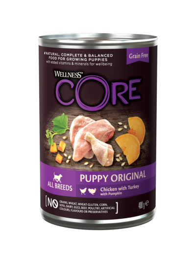 CORE Dog 95 % Duo Protein Puppy Original